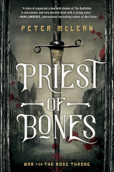 Priest of Bones cover