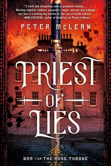 Priest of Lies US cover